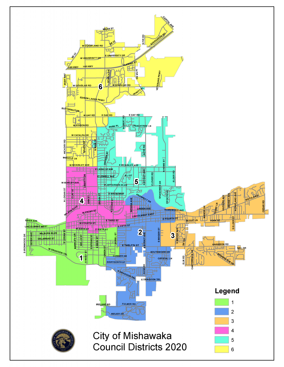 Council District Maps | City of Mishawaka on site map, local map, chapter map, street map, field map, class map, township map, metropolitan map, facility map, county map, parent map, school map, precinct map, deep loot map,