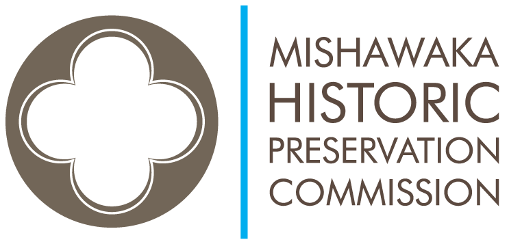 Logo for Mishawaka Historic Preservation Commission