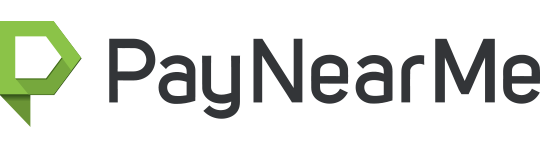 Logo for PayNearMe bill payment service