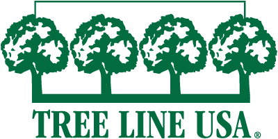 Logo for Tree Line USA organization