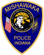 Mishawaka Police Department patch